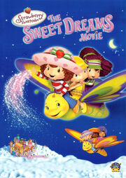 SSC The Sweet Dreams Movie cover