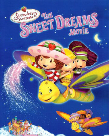 Strawberry Shortcake The Sweet Dreams Movie Strawberry