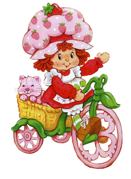 Strawberry-Shortcake-bike-1