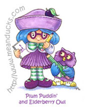 Plum Puddin' | Strawberry Shortcake Wiki | FANDOM powered ...