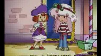 Strawberry Shortcake - My Friend, Mon Amie