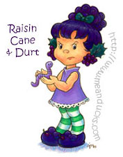 Raisin Cane artwork