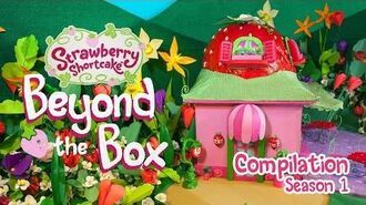 Strawberry Shortcake Beyond the Box - Season 1 Compilation