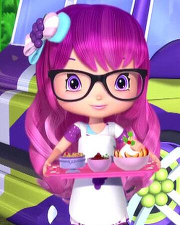 Sweet Grapes Strawberry Shortcake Wiki Fandom