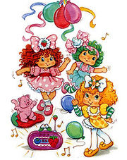 THQ Strawberry Shortcake
