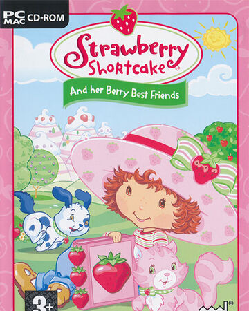 Strawberry Shortcake And Her Berry Best Friends Strawberry