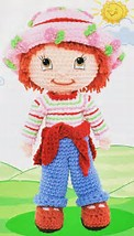 Strawberry Shortcake 2003 Rag Doll