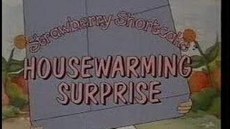 Strawberry Shortcake Housewarming Surprise - 1983
