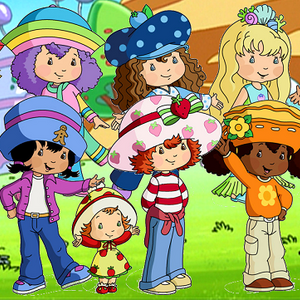 2003 Series Strawberry Shortcake Wiki Fandom