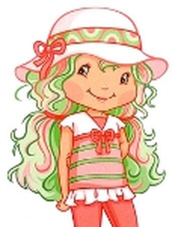 Watermelon Kiss Strawberry Shortcake Wiki Fandom