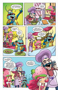 Strawberry Shortcake Comic Books Issue 1 - Page 21