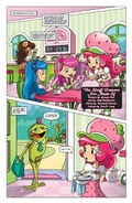 Strawberry Shortcake Comic Books Issue 3 - Page 3