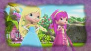 Princesses Lemonella and Raspbelina