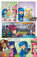Strawberry Shortcake Comic Books Issue 4 - Page 10