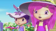 Plum and Raspberry are confused