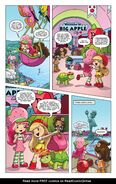 Strawberry Shortcake Comic Books Issue 2 - Page 6