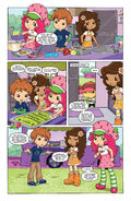 Strawberry Shortcake Comic Books Issue 8 - Page 14