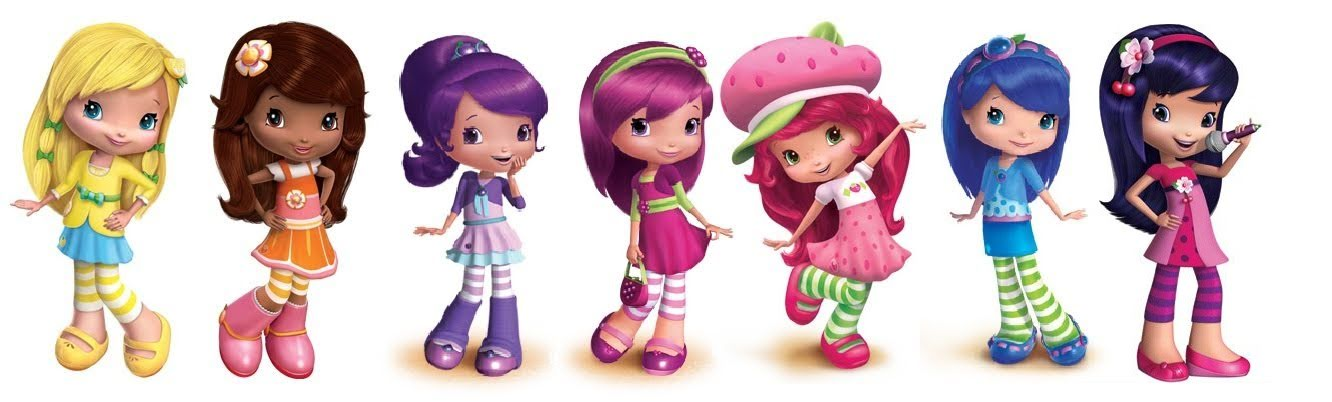 Characters | Strawberry Shortcake Berry Bitty Wiki ...