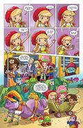 Strawberry Shortcake Comic Books Issue 2 - Page 10