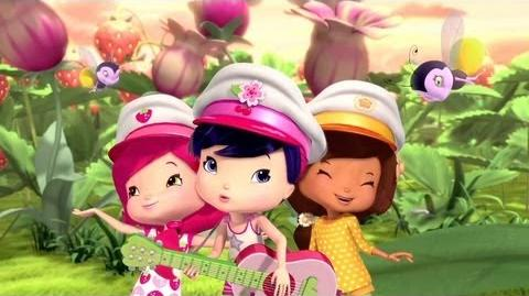 "Strawberry Shortcake - ""It's a Beautiful Lovely Wonderful Day"" Music Video"