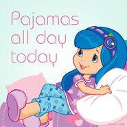 Blueberry Pajamas