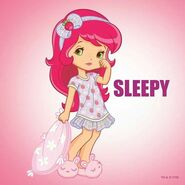 Sleepy Strawberry