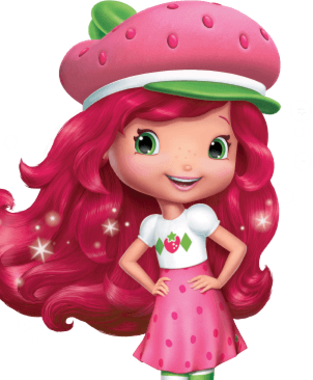 Free Clipart Strawberry Cake