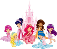 Berry Princesses Group