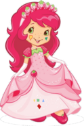 Princess Strawberry Shortcake
