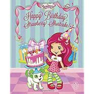Happy Birthday Strawberry Shortcake
