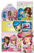 Strawberry Shortcake Comic Books Issue 1 - Page 7