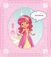 Princess strawberry by unicornsmile