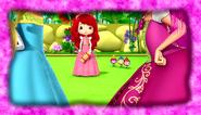 Princesses Aruging