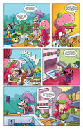 Strawberry Shortcake Comic Books Issue 1 - Page 12