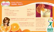 Orange Frosty