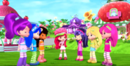S02E10 Strawberry As Referee And Friends