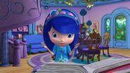 Blueberry Surprised