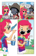 Strawberry Shortcake Comic Books Issue 5 - Page 14