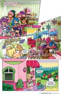 Strawberry Shortcake Comic Books Issue 0 - Page 11