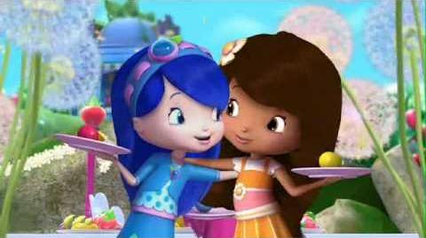 Strawberry Shortcake - True Friends