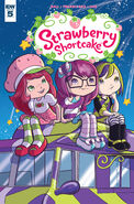 Strawberry Shortcake Comic Books Issue 5 - Page 1