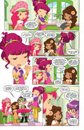 Strawberry Shortcake Comic Books Issue 6 - Page 8
