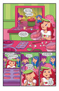 Strawberry Shortcake Comic Books Issue 8 - Page 21