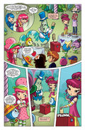 Strawberry Shortcake Comic Books Issue 4 - Page 12