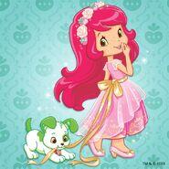 Princess Strawberry and Pupcake