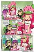 Strawberry Shortcake Comic Books Issue 0 - Page 3
