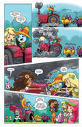 Strawberry Shortcake Comic Books Issue 1 - Page 5