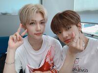 Felix Hyunjin IG Update 20190915 (2)
