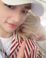 Hyunjin Felix IG Update 20190307 (1)