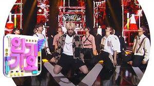 Stray Kids(스트레이 키즈) - Side Effects(부작용) @인기가요 Inkigayo 20190707